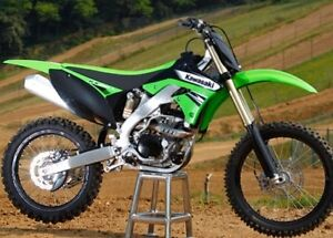 LOOKING FOR TRADE/SALE FOR MY2011 KX250F