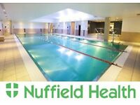 Lifeguard Required - Nuffiled Health Wimbledon