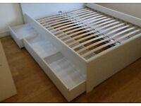 IKEA Hemnes underbed drawers