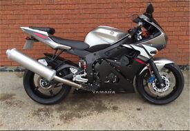 2003 R6 17000miles £2300