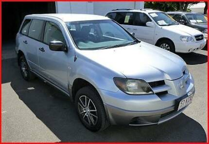 2003 Mitsubishi Outlander 4WD AUTO Wagon Pay $50 P/W. TOP COND