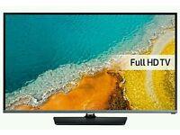 "Samsung 46"" LED tv built USB MEDIA PLAYER HD FREEVIEW full hd ."