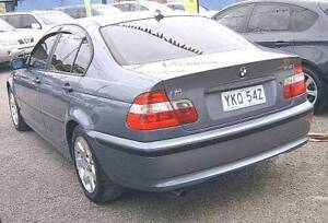 2003 BMW 318i Auto Sedan Mitchell Gungahlin Area Preview