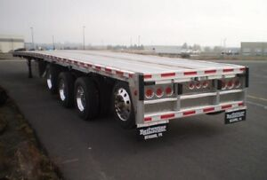 Flatbed Trailer - Lease or Finance from $775/mo*