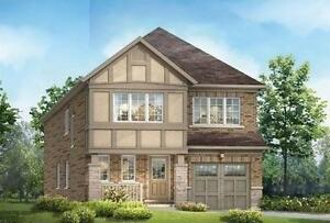 Milton 4 Bedroom 3 Bathroom Detached Brand new house for rent