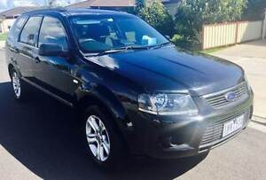 *Make an Offer*2009 Ford Territory Dual Fuel with Rego,RWC,Books St Albans Brimbank Area Preview