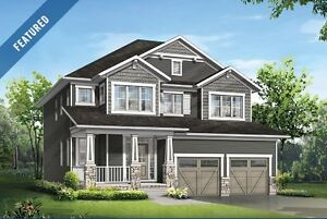 Showhome model, 38' building pocket, backing on Golf Course