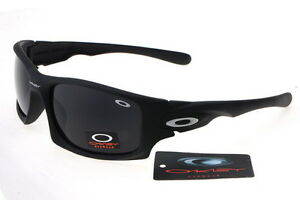 Oakley Ten Rectangular Black AMM