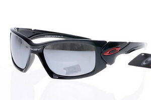 Oakley Scalpel Rectangular Black ANH