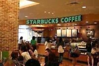 Starbucks Barista VMR *Part Time*(growth opportunity/benefits)