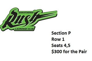 Rush Tickets June 10th Champions Cup Row 1