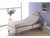 Adjustable 4ft 6in Comfort Plus Bed