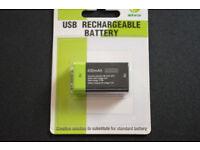 Brand New ZNTER 9V Lipo Battery 400mAh USB Rechargeable