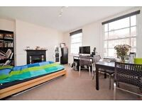 SPACIOUS 2/3 DOUBLE BEDROOM UPPER MAISONETTE LOCATED MOMENTS FROM CHALK FARM UNDERGROUND STATION