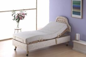 Adjustable single bed Comfort Plus 4ft 6in