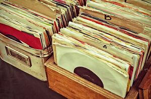 Ramasse vos disques vinyles, CD, cassettes audio et DVD, 8-track