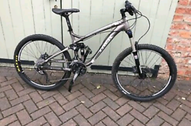 Trek full suspension fuel ex 6