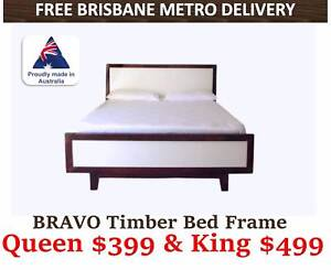 BRAND NEW TIMBER BEDS – WHOLESALE PRICE -Queen/King FREE DELIVERY Brisbane City Brisbane North West Preview