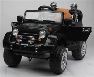 Brand New 12V Child Ride On Toy # 15 w Doors Remote Music more