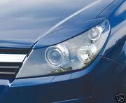 Opel Astra H Scheinwerferblenden