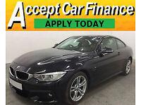 BMW 420 2.0TD M Sport FINANCE OFFER FROM £150 PER WEEK!