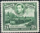 British Guiana Postage Stamps