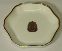 Vintage COALPORT China Egyptian KING TUT Pin Tray/Dish