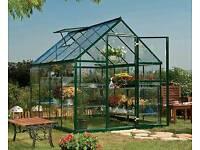 New Palram harmony 6x8 greenhouse