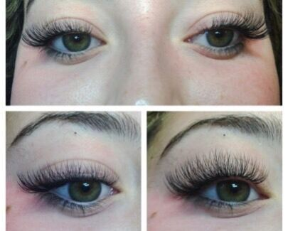 EYELASH EXTENSIONS PERTH