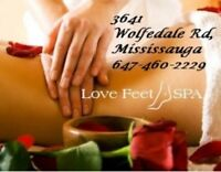 ﴾ ͌͜ ͌ ⦆﴾ ͌͜ ͌ ⦆Summit massage service($50/h )647-460-2229
