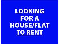 Looking for a 2 bed house or flat to rent