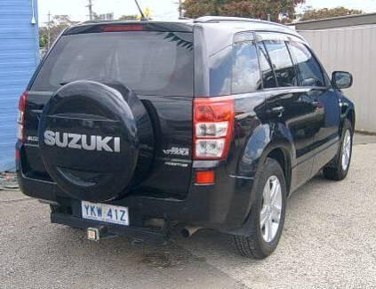 2006 Suzuki Grand Vitara SUV