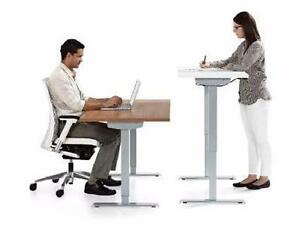 Office Furniture - Height Adjustable Tables - Office Desk