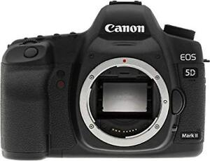 Canon 5D Mark ii mint condition.