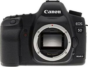 Canon EOS 5D Mark II Body with Grip