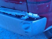 **** Reduced Price! ***** Used Rear Bumper from 2008 Dodge Ram