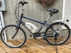 Mens Bicycle Bionix E bike