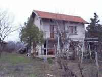 Villa with spacious plot of land and nice views situated just outside big city in Bulgaria