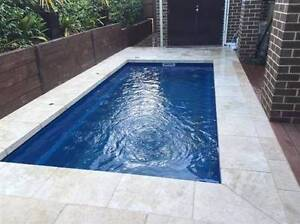 ABOVE GROUND F/GLASS  LAP POOLS from 5 to 25 Mt Sydney City Inner Sydney Preview