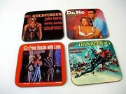 James Bond Coasters
