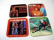 James Bond Coasters