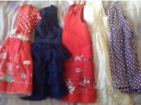 girls dresses aged 4-5yrs