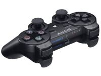 SONY PLAYSTATION 3 DUALSHOCK 3 BLUETOOTH WIRELESS CONTROLLER IN BLACK Listing Open 24/7