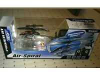 Silverlit Air Spiral helicopter
