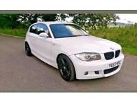 BMW 130I M Sport White 3 Door 270BHP