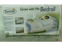 BRAND NEW SUMMER GROW WITH ME BED RAIL