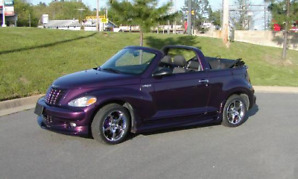 """$4,900 -certified""""2005 Pt Cruser """" Automatic convertIble!"""