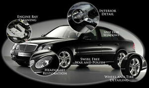 COMPLETE CAR DETAILING - WE PUT PRIDE IN YOUR RIDE