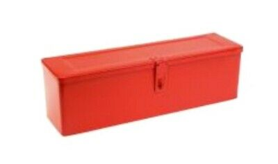 5a3r Red Steel Metal Tool Box Tbred For Farmall Tractor 16 14 X 4 34 X 5