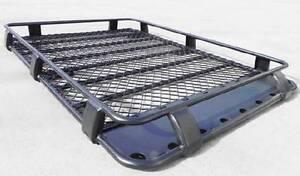 Aluminium Full Cage Full Length ROOF RACK Prado Landcruiser Wattle Grove Kalamunda Area Preview